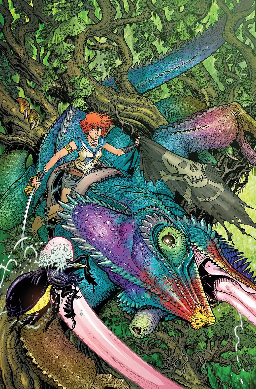 Godzilla: Monsters & Protectors #2 1:10