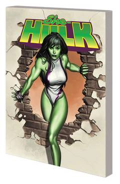 SHE-HULK BY SLOTT TP VOL 01 COMPLETE COLLECTION