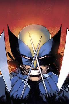 ALL NEW WOLVERINE #1 BY BENGAL POSTER