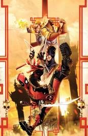 DEADPOOL #13 BY HERRERA POSTER