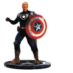 ONE-12 COLLECTIVE MARVEL PX COMMANDER ROGERS AF (NET) (C: 0-