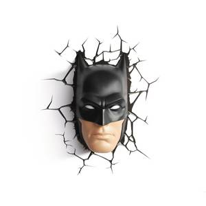 DC 3D BATMAN MASK LIGHT (C: 1-1-1)