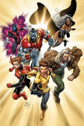 X-MEN GOLD #1 POSTER
