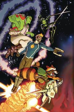 ALL NEW GUARDIANS OF GALAXY #1 POSTER