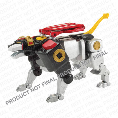 VOLTRON CLASSIC BLACK LION FIG CS (NET) (C: 1-1-2)