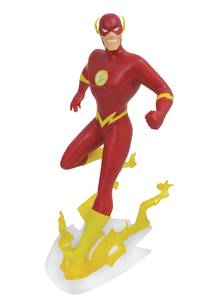 DC GALLERY JLA TAS FLASH PVC FIGURE (C: 1-1-2)