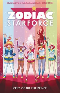 ZODIAC STARFORCE TP VOL 02 CRIES OF THE FIRE PRINCE (RES)