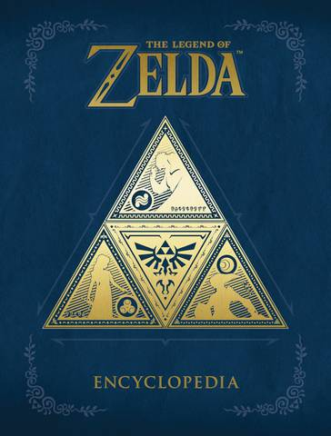 LEGEND OF ZELDA ENCYCLOPEDIA HC (C: 1-1-2)