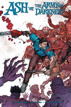ASH VS THE ARMY OF DARKNESS TP