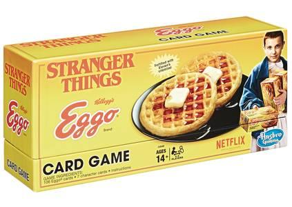 STRANGER THINGS EGGO CARD GAME CS (NET) (C: 1-1-2)