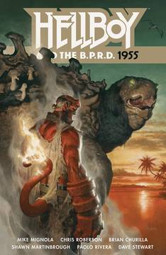 HELLBOY AND THE BPRD 1955 TP (C: 0-1-2)