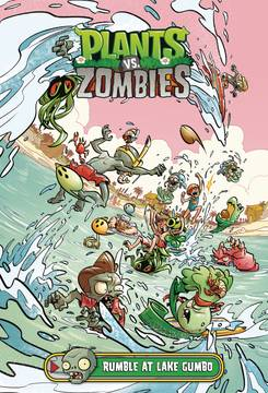 PLANTS VS ZOMBIES RUMBLE AT LAKE GUMBO HC (C: 1-1-2)