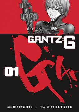 GANTZ G TP VOL 01 (MR) (C: 1-1-2)