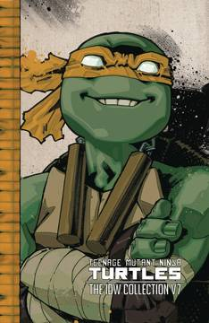 TMNT ONGOING (IDW) COLL HC VOL 07 (C: 1-1-2)