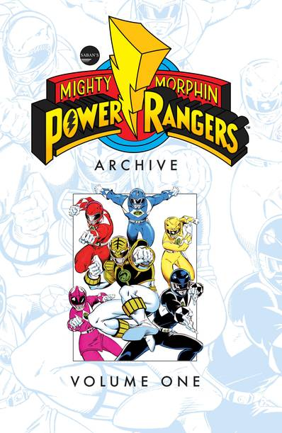 MIGHTY MORPHIN POWER RANGERS ARCHIVE TP VOL 01 (C: 1-1-2)