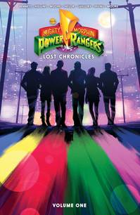 MIGHTY MORPHIN POWER RANGERS LOST CHRONICLES TP VOL 01 (C: 1