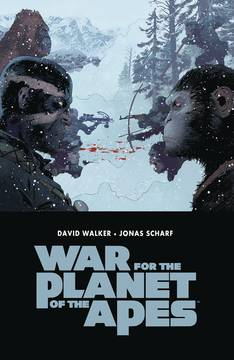 WAR FOR PLANET OF THE APES TP (C: 0-1-2)