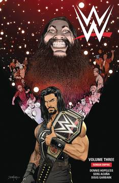 WWE ONGOING TP VOL 03 (C: 0-1-2)