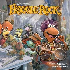 JIM HENSON FRAGGLE ROCK #1 MAIN