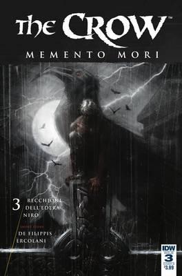 CROW MEMENTO MORI #3 CVR B FURNO