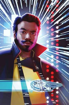 STAR WARS LANDO DOUBLE OR NOTHING #1 (OF 5)