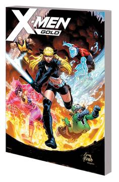 X-MEN GOLD TP VOL 05 CRUEL AND UNUSUAL