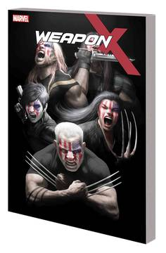 WEAPON X TP VOL 03 MODERN WARFARE