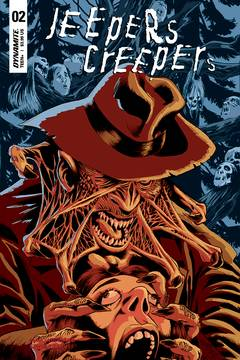 JEEPERS CREEPERS #2 CVR A JONES