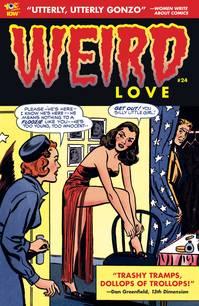 WEIRD LOVE #24