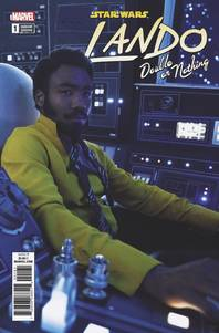 STAR WARS LANDO DOUBLE OR NOTHING #1 (OF 5) MOVIE VAR B