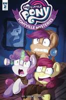 MY LITTLE PONY PONYVILLE MYSTERIES #2 10 COPY INCV (NET)