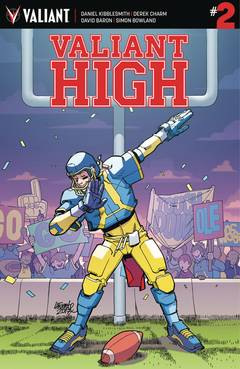 VALIANT HIGH #2 (OF 4) CVR A LAFUENTE