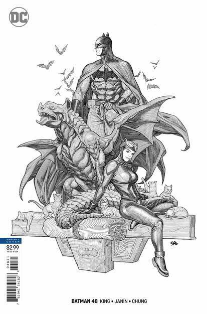 BATMAN #48 VAR ED