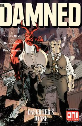 DAMNED #10 (MR)