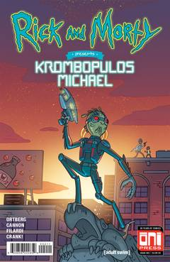RICK & MORTY PRESENTS KROMBOPULOUS MICHAEL #1 CVR A