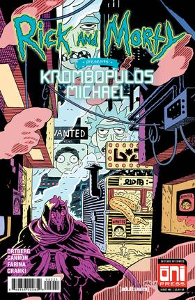RICK & MORTY PRESENTS KROMBOPULOUS MICHAEL #1 CVR B MACLEAN