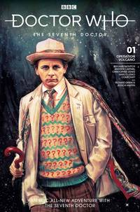 DOCTOR WHO 7TH #1 (OF 4) CVR A ZHANG