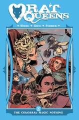 RAT QUEENS TP VOL 05 COLOSSAL MAGIC NOTHING (MR)