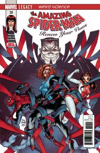 AMAZING SPIDER-MAN RENEW YOUR VOWS #20