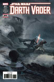 STAR WARS DARTH VADER #17