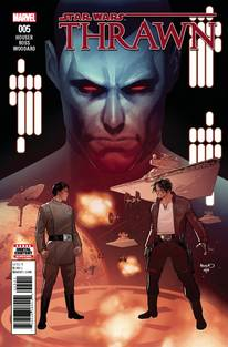 STAR WARS THRAWN #5 (OF 6)