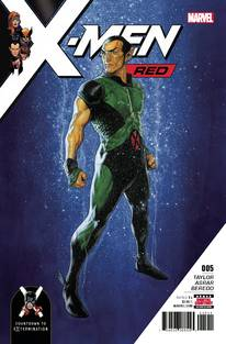 X-MEN RED #5