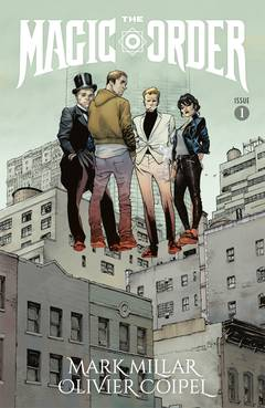 MAGIC ORDER #1 (OF 6) CVR A COIPEL (MR)