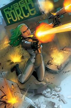 CYBER FORCE #4 (MR)