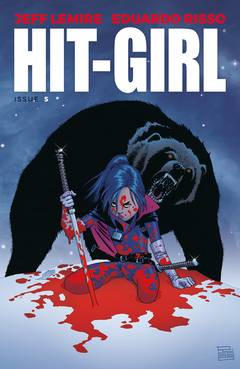 HIT-GIRL #5 CVR A RISSO (MR)
