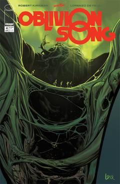 OBLIVION SONG BY KIRKMAN & DE FELICI #4 (MR)