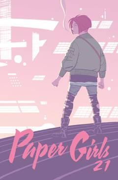 PAPER GIRLS #21