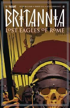 BRITANNIA LOST EAGLES OF ROME #1 (OF 4) CVR A NORD (NET)