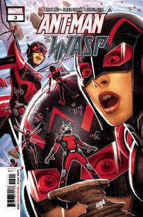 ANT-MAN AND THE WASP #3 (OF 5)