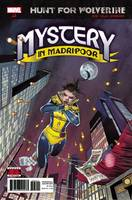 HUNT FOR WOLVERINE MYSTERY MADRIPOOR #3 (OF 4)